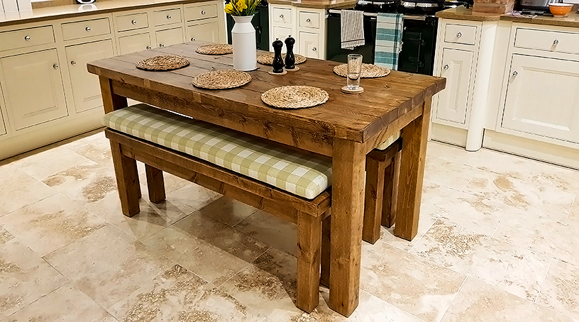 Wooden dining tables, dining sets, dining chairs, rustic tables